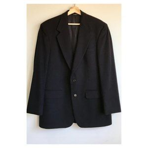 Bill Blass 100% Cashmere Men's Blazer